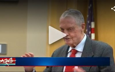 Keloland Story on Tom Osborne, Sioux Falls School District & TeamMates